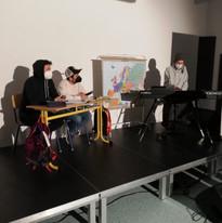 Tématická stage pro kapelu