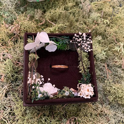 Flower GardenⅠ・Ⅱ ホワイト