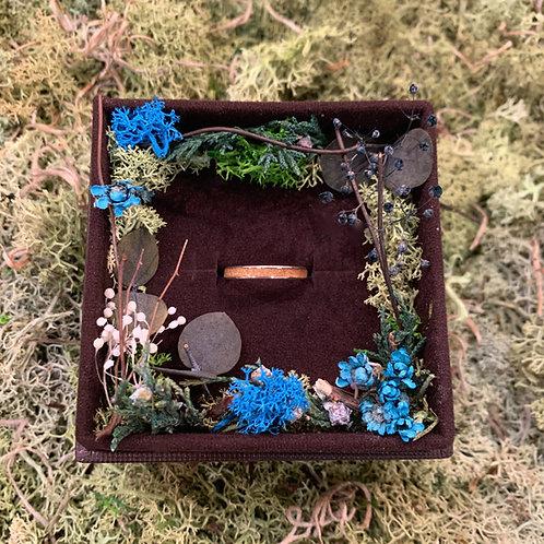 Flower GardenⅠ・Ⅱ ブルー