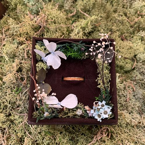 Flower GardenⅠ アクアブルー