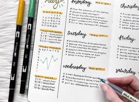 bujo series - HOW to bullet journal (part 2)