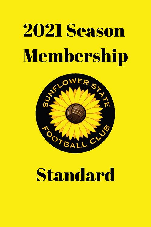 Standard Season Membership