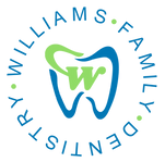 WILLIAMS FAMILY DENTISTRY Large Circle L