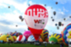 Balloon Design and prodution in dubai, design agency in dubai | hot air balloon