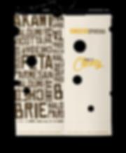F&B design and strategy | print menu | design menu