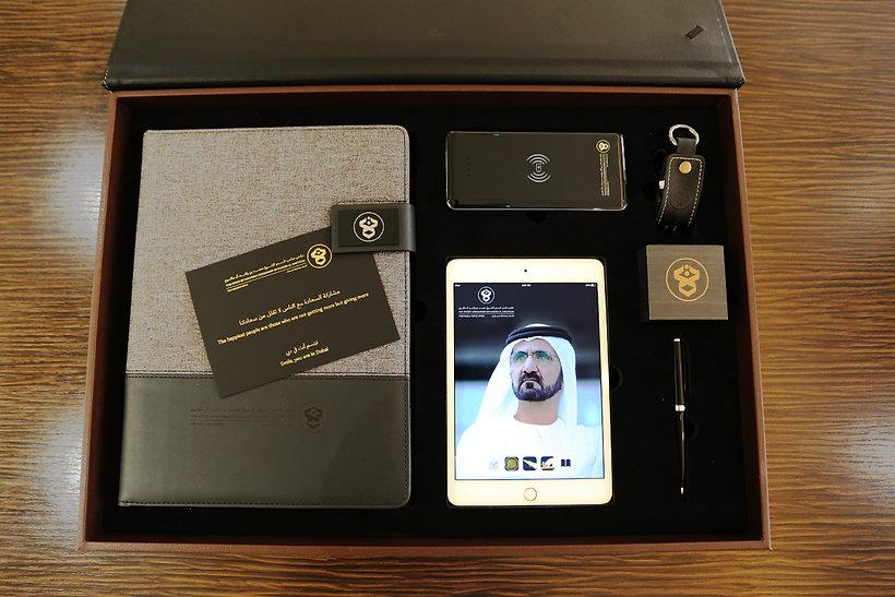 Sheikh mohammed Bin Rashid office gift | ramadan gifts concept in dubai