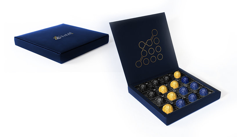 Invest 56 Chocolate Box | corporate giveaways | vip | dubai gift