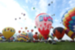 Hot air balloon \ design and production agency in the uae