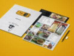 F&B  | print design in dubai | uae