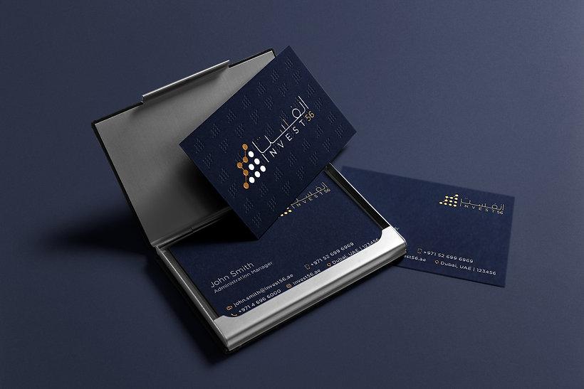 Invest 56 | DUBAI Police | Design and creative in dubai