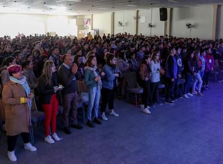 """""""Enviados 2019"""" Congreso para las nuevas generaciones."""