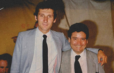 Testimonio, Apóstol Victor Doroschuk con Carlos Anacondia, Ministerio Vida y Paz, San Rafael, Mendoza