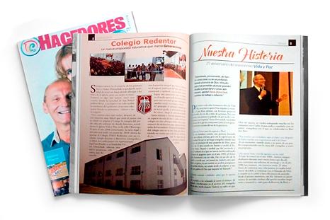Revista Hacedores, Apóstol Victor Doroschuk, Ministerio Vida y Paz