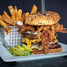Triple Bogey Burger
