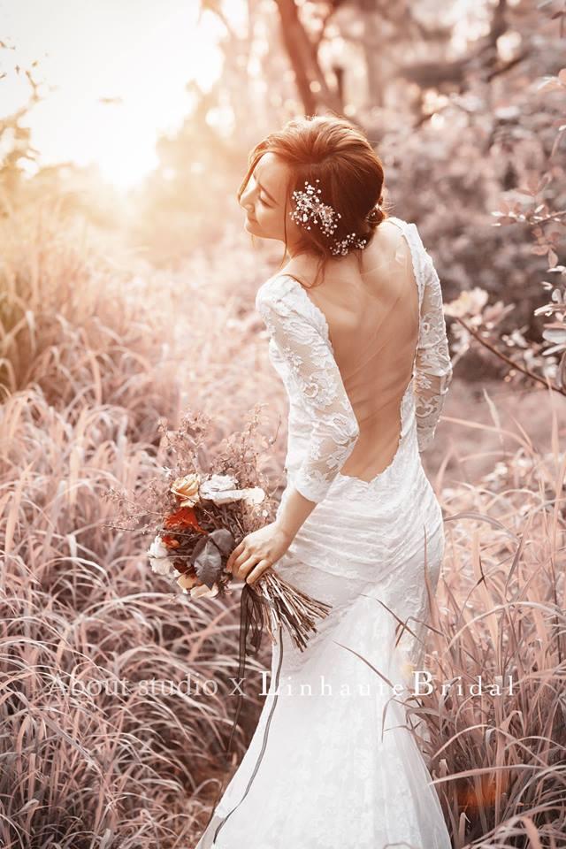 婚紗攝影實穿