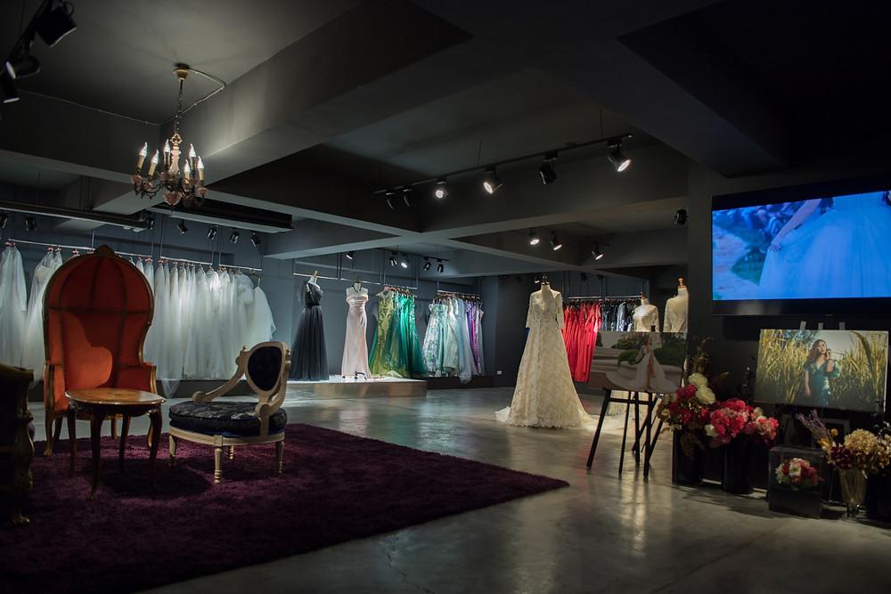 Lin haute bridal 婚紗禮服