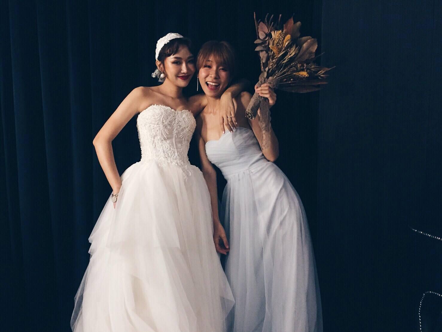 婚紗禮服婚宴實穿