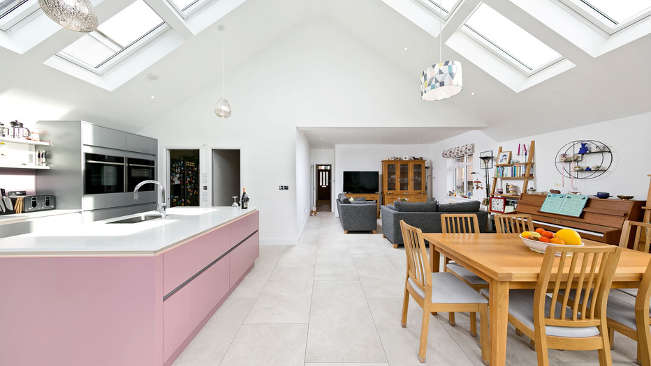 Dream Extension and Refurbishment of a Bungalow