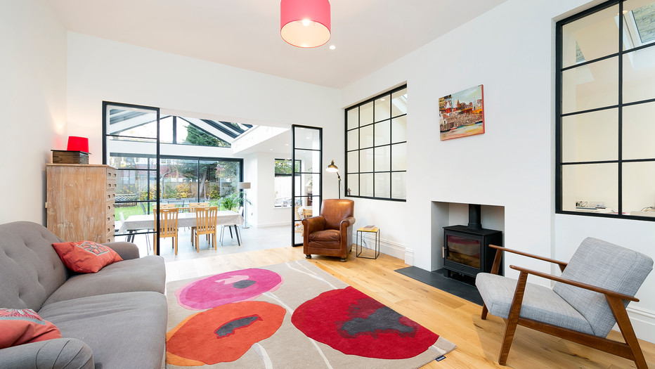 Complete Edwardian House Refurbishment