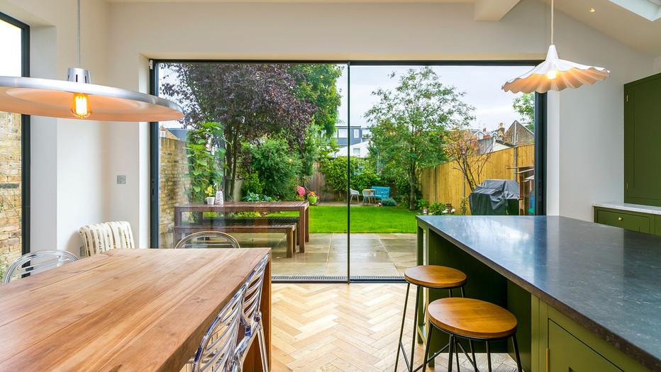 Teddington Side Extension, Loft and Refurbishment
