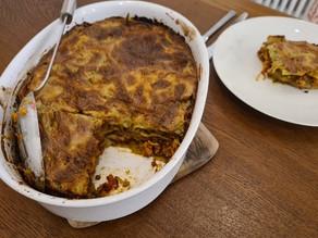 Zuckerhut-Linsen Lasagne