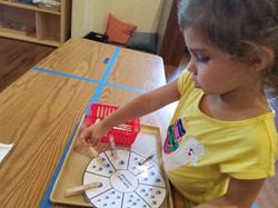counting and matching number
