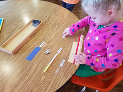 measuring with a ruler
