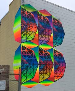 Art Street  Sacramento, CA 2017