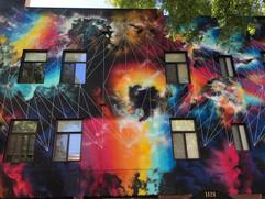 'Sonder' (detail) Sacramento, CA