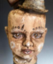 Totem Doll (detail) Clarissa Callesen