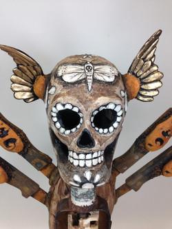 Death Moth detail