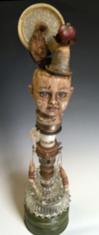 Totem Doll Clarissa Callesen