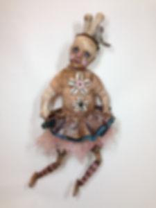Sad Clown Girl  Clarissa Callesen