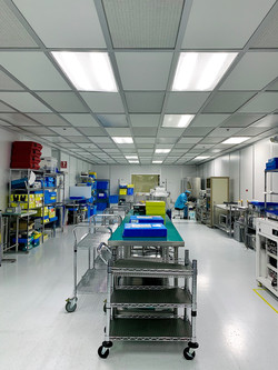 ESC Clean Room Facility