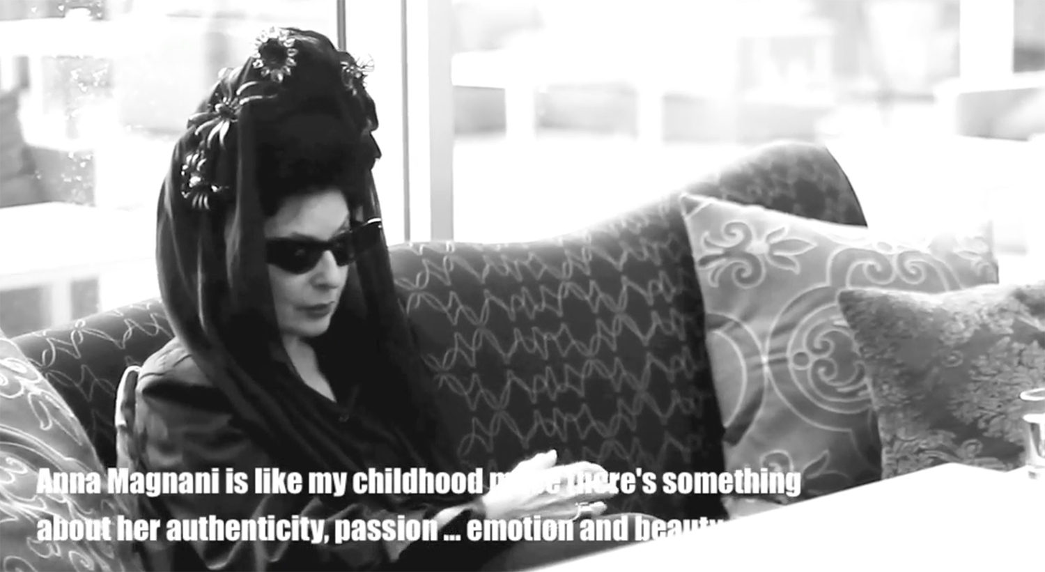 DIANE PERNET IN MONTREAL