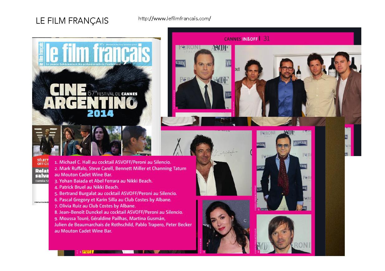 LE FILM FRANCAIS