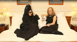 IN BED WITH DIANE PERNET