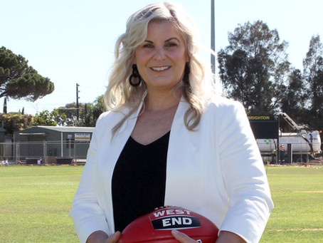 INTERVIEW: SANFL Head of Community Football Lisa Faraci