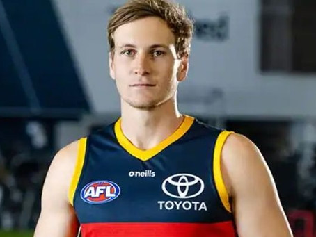 Dawson relieved to finally be a Crow