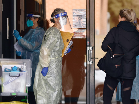 Indoor masks back in Vic as virus spreads