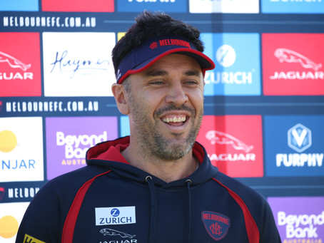 Melbourne Assistant lauds emerging star Petty