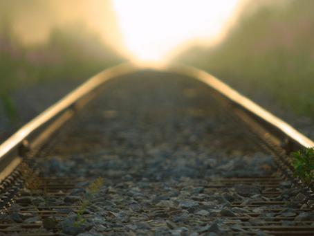Northern region works keeps train line on track