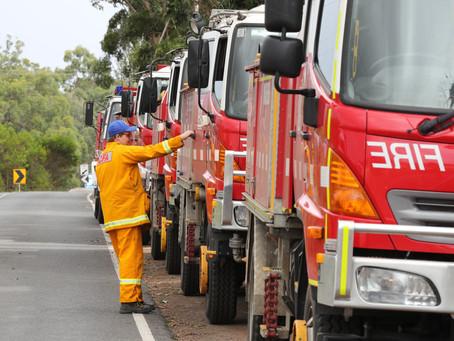 Two dead in a regional Victorian house fire