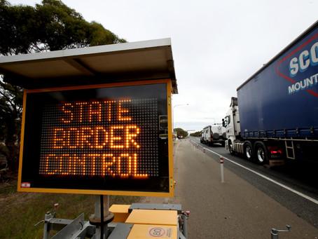 SA tightens Victoria border amid outbreak