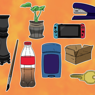 Household Objects
