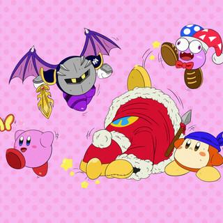 Kirby Star Alllies