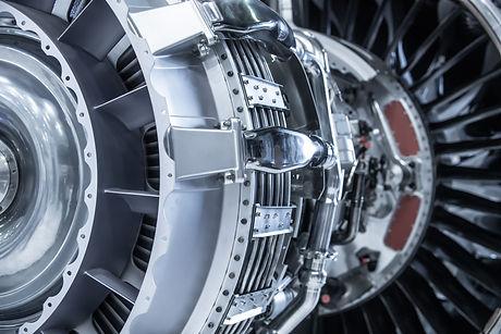 Turbine Engine. Aviation Technologies. A