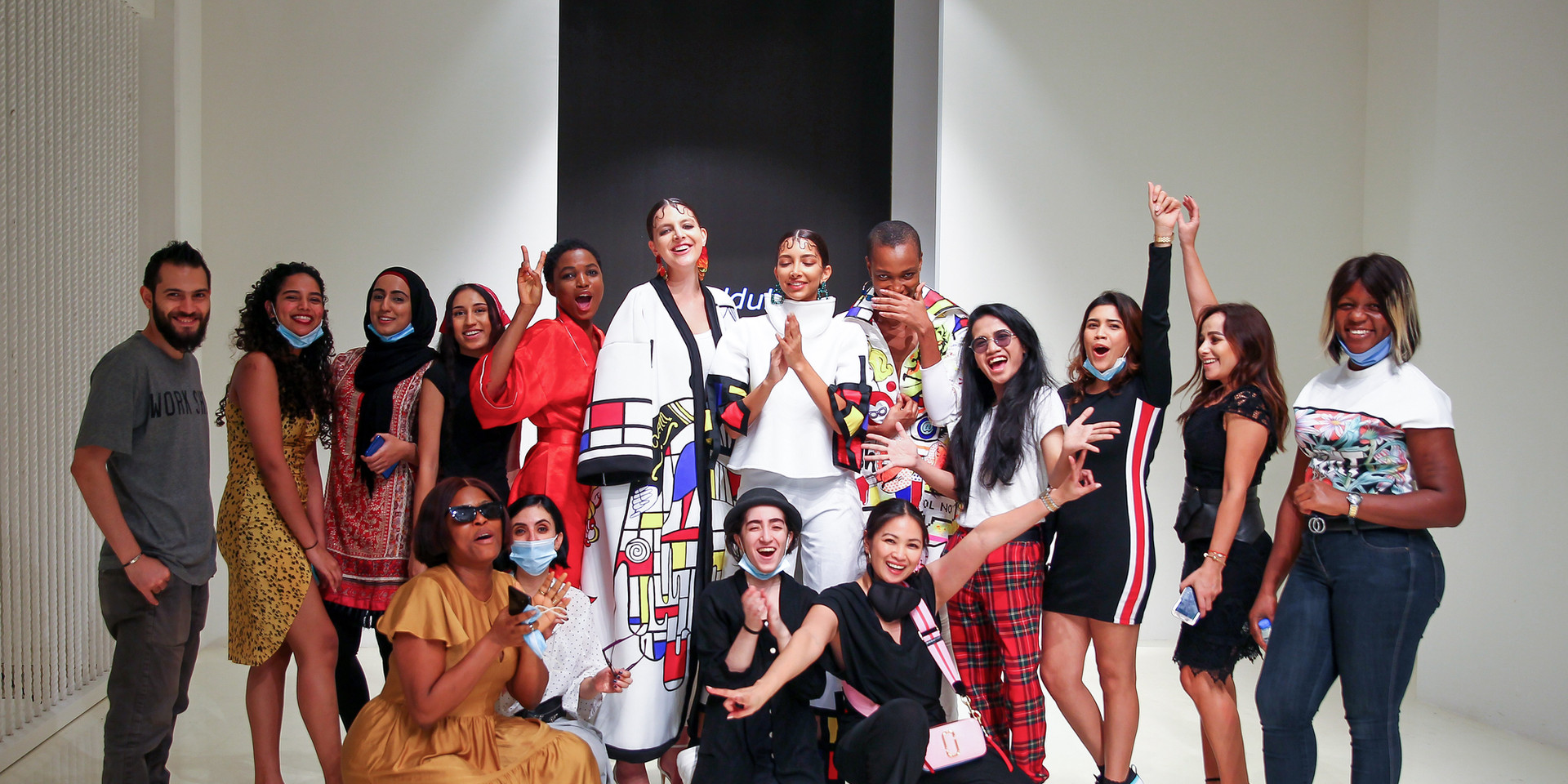 Arab Fashion Week June '20