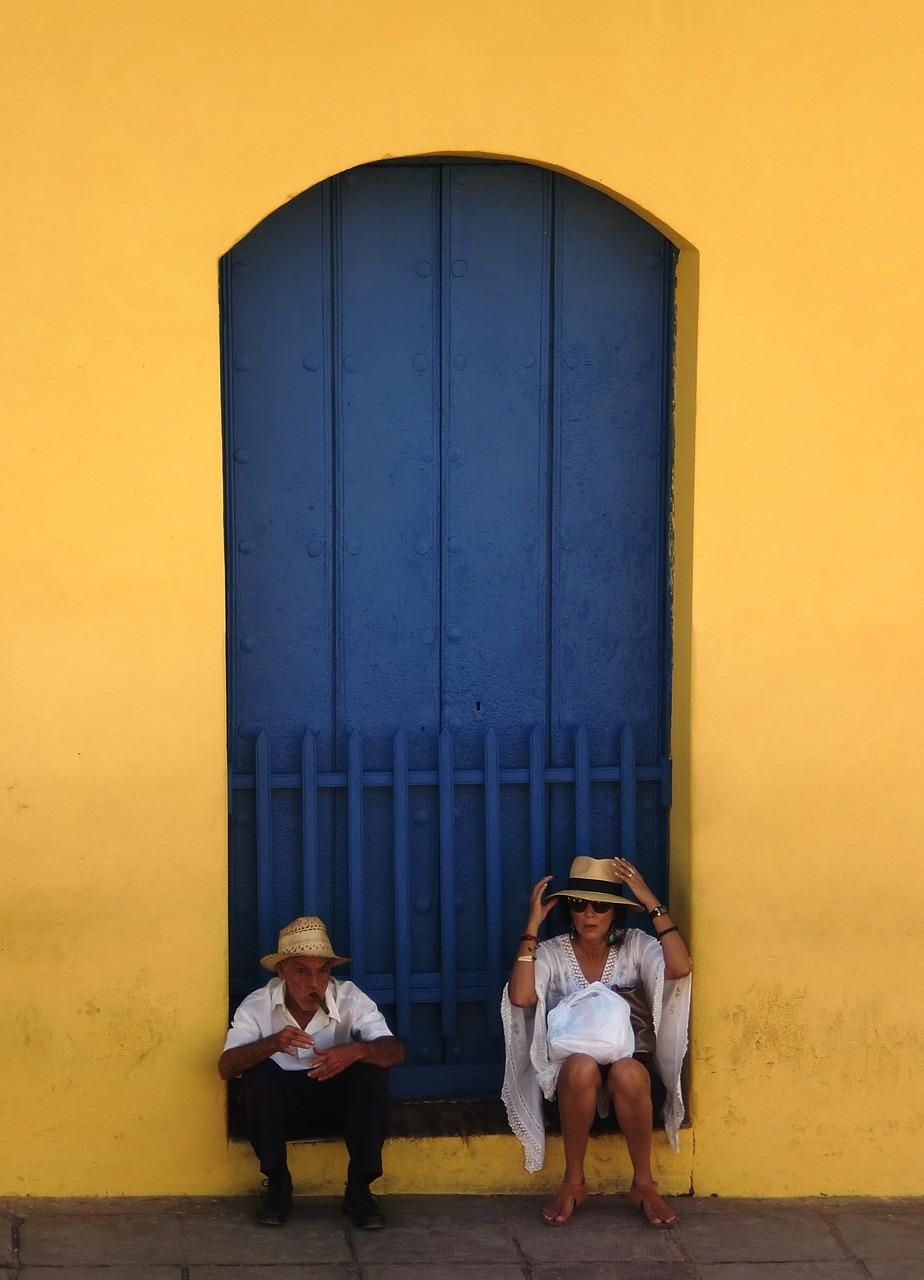 Kuba_Tür