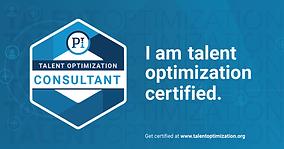 Talent optimization certification